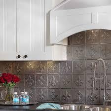 wall panels for kitchen backsplash kitchen backsplash copper tin backsplash metal kitchen