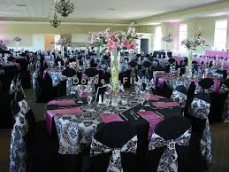 doves in flight decorating chair covers of lansing event rentals