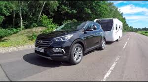 2010 hyundai santa fe towing capacity the practical caravan hyundai santa fe review