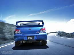 subaru impreza wrx sti specs 2005 2006 2007 autoevolution