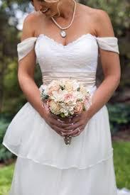 Shabby Chic Bridal Bouquet by Romantic Wedding Bouquet Natural Bridal Bouquet Keepsake