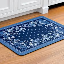 provence cushioned kitchen mat williams sonoma