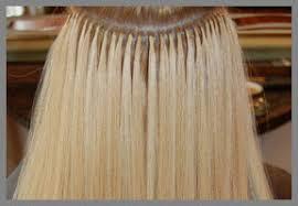 bonding extensions hair bonding strand application