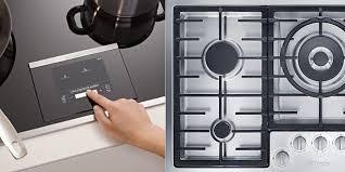 piani cottura a induzione piano cottura a gas o induzione le proposte firmate miele cucine