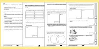 year 6 multiplication and division primary resources page 1