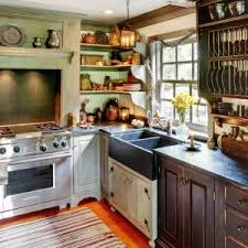 interior 1000 ideas about rustic kitchens on williamgeis