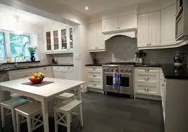 kitchen design tiles ideas white kitchen cabinets tile floor outofhome