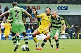 forest green rovers u2013 the club where meat is off the menu and the