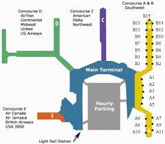 mco terminal map southwest resources