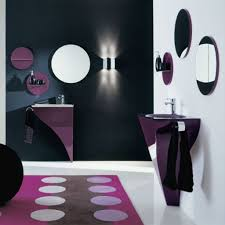 decor black purple and grey bathroom black and purple bathroom