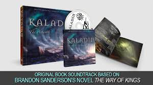 Storm Light Archive Kaladin A Stormlight Archive Album Art Book By The Black Piper