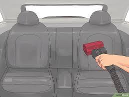 refaire siege voiture comment laver l intérieur d une voiture 14 é