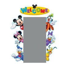 amazon com eureka mickey mouse clubhouse welcome go around