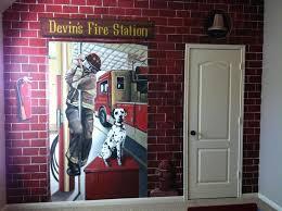 Best KIDS FIRE ENGINES  FIGHTERS Images On Pinterest - Firefighter kids room