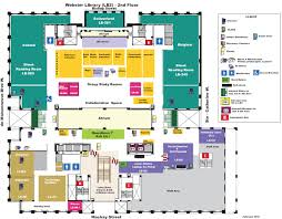 Floor Plan Images by Library Floor Plans Locations U0026 Hours Concordia University Library
