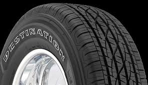 toyota tire wear bridgestone will supply firestone destination le2 for toyota