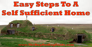 self sustaining homes going off the grid making your home self sufficient