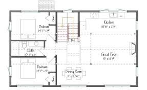 Post And Beam Floor Plans Spruceton Post And Beam Small And Versatile