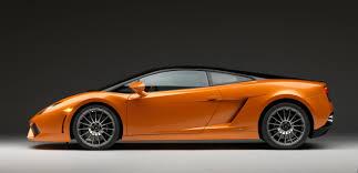 Lamborghini Gallardo Orange - 2011 lamborghini gallardo superleggera lp570 4 lamborghini