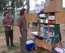 Camp Kitchen Chuck Box Plans by 265 Best Camp Kitchens U0026 Chuck Boxes Images On Pinterest Camping