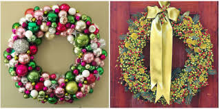 Christmas Decoration Crafts 100 Easy Christmas Crafts For 2017 Ideas For Diy Christmas