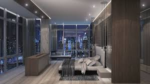 new york penthouse pepe calderin design home bedrooms