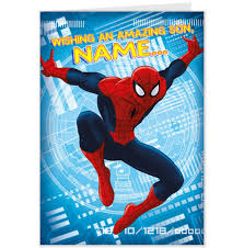 Spiderman Free Printable Invitations Cards Spiderman Invitation Templates Free Free Printable Invitation Design