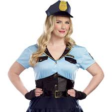 Ladies Size Halloween Costumes Police Officer Women U0027s Size Halloween Costume Walmart