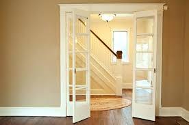 Wooden Bifold Doors Interior Interior Bifold Doors Fetchmobile Co