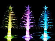 20 best small fiber optic trees images on