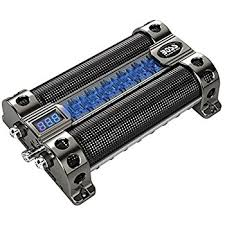 amazon com planet audio pc10f 10 farad car capacitor for energy