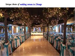 unique chicago wedding venues wedding venues in chicago 2015 for winter season