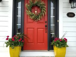 articles with best front door red paint color tag compact front