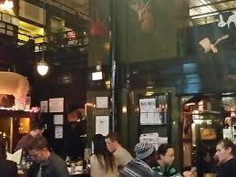 The Breslin Bar And Dining Room Where To Eat Thanksgiving Dinner In New York City
