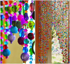 Crystal Beaded Curtains Australia by Beaded Curtain Hanging Beads Bohemian Curtain Boho Doorway