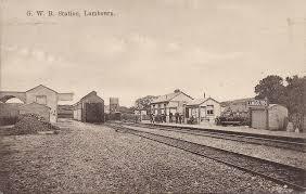 Lambourn railway station