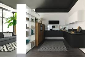 New Kitchen Furniture by Oltre The New Kitchen Concept By Cucine Lube Fenix Ntm Nero Ingo