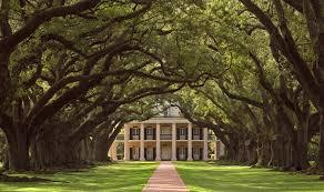 Louisiana Plantations Map by Oak Alley Plantation Restaurant U0026 Inn