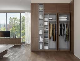 Master Bedroom Built In Cabinets Wardrobe Closets Custom Wardrobe Closet Systems For Your Bedroom