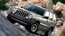 2005 jeep liberty safety rating 2005 jeep liberty crash test ratings