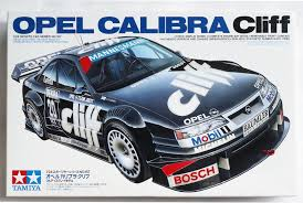 opel calibra touring car tamiya 1 24 opel calibra cliff v6 dtm sports car series 24157