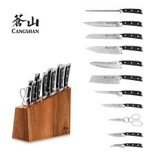 Ginsu Kitchen Knives Knife Sets Cutlery The Home Depot