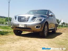 nissan gtr price in india nissan patrol showcased in india will this v8 petrol suv sell