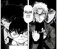 vermouth detective conan detective conan rum anime amino
