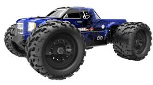 racing monster truck redcat racing landslide xte brushless monster truck rc newb
