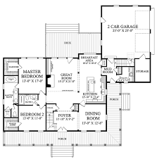dimensioned floor plan traditional style house plan 4 beds 3 00 baths 2556 sq ft plan