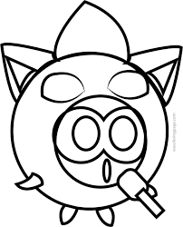 minion pikachu pokemon circle coloring page wecoloringpage