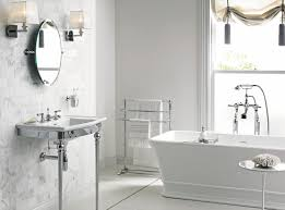 how to create a stylish bathroom with cohesive design period living