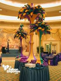 mardi gras decorations ideas mardi gras themed centerpiece for a sweet 16 event mardi gras