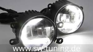 yaris lexus lights voll led tagfahrlicht nebelscheinwerfer für toyota lexus sw